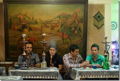 IRAN hubble_bubble_ghahve