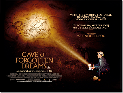 art cave of forgotten dreams essay Once he put his actors through hell, but now the german master werner herzog  has travelled back in time for what might be his most moving.