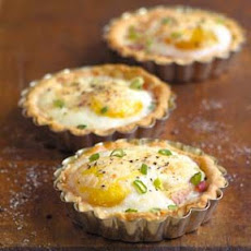 Ham and Egg Breakfast Tarts