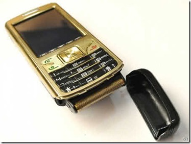 Handphone Unik