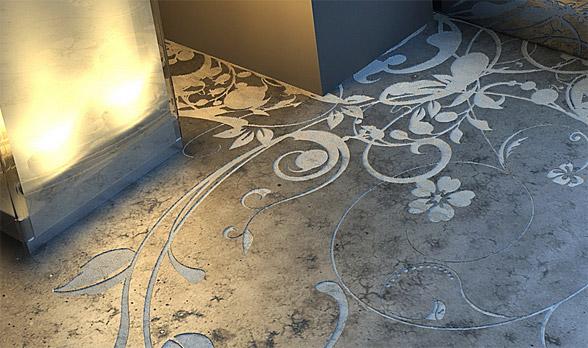 Interior Design - Concrete Art