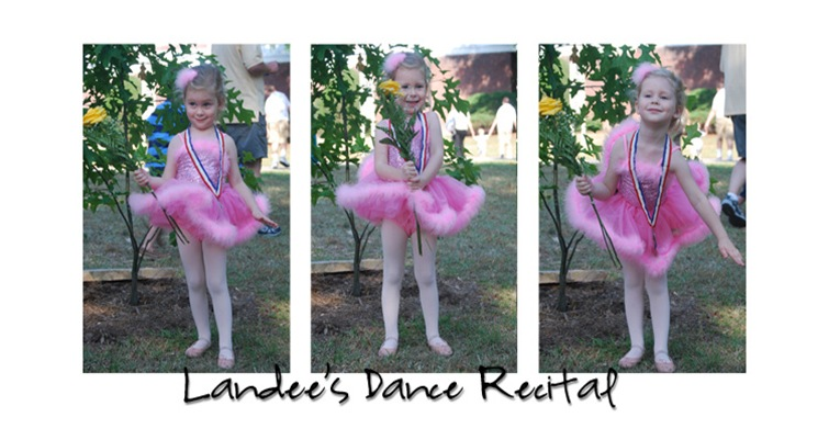 landree's dance recital