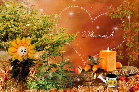 MomentsAutumn - Frame for Photo - Moments of Autumn