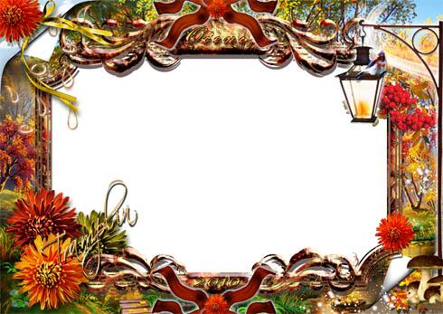 CharmingRose - Frame for Photo - Charming Rose