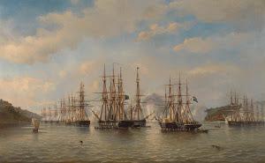 RIJKS: jonkheer Jacob Eduard van Heemskerck van Beest: painting 1864