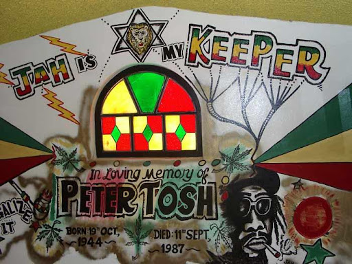 "Bob Marley, Peter Tosh and the Wailers ""Rasta Man Chant"""