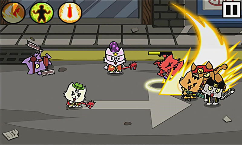 WildCats:Blade Screenshot 1