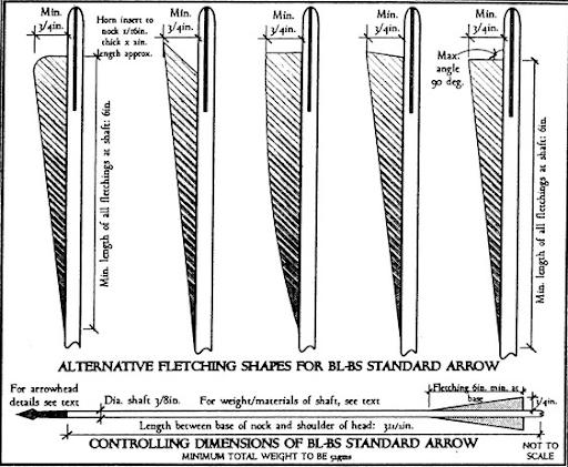 BLBS Standard Arrow