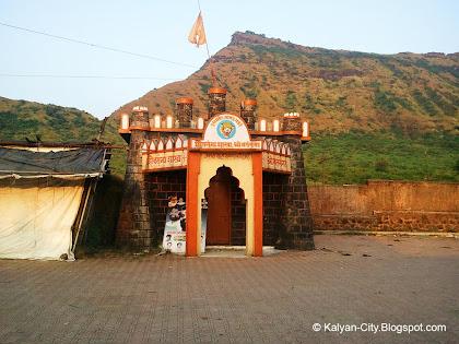 Shivsena chowki Malanggad