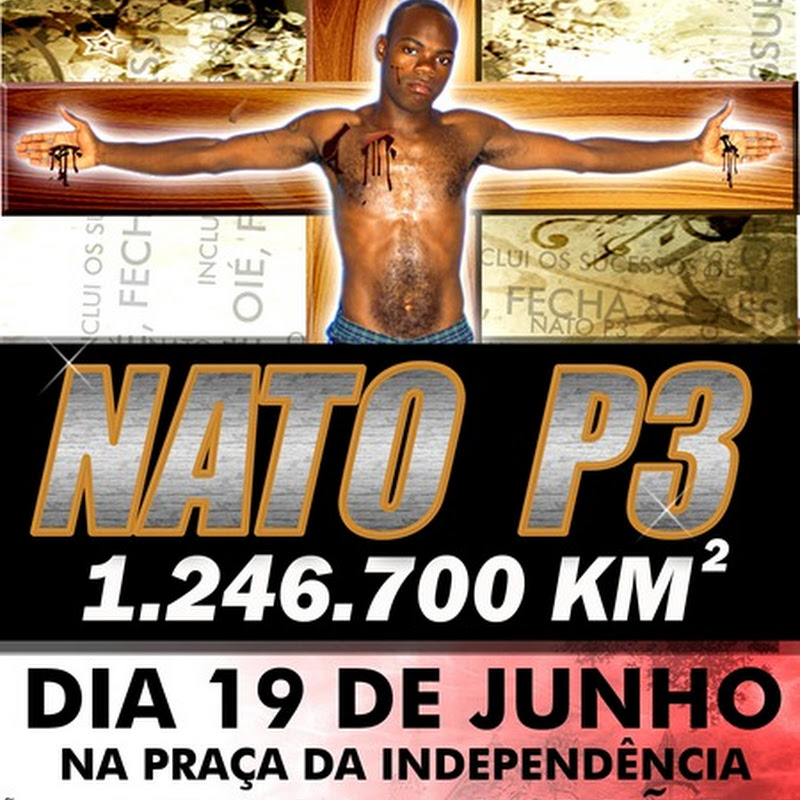 "A Máfia S* & Os Do Avesso Apresentam: NatoP3 ""Álbum""1.246.700 Km[2] Panfleto#2"