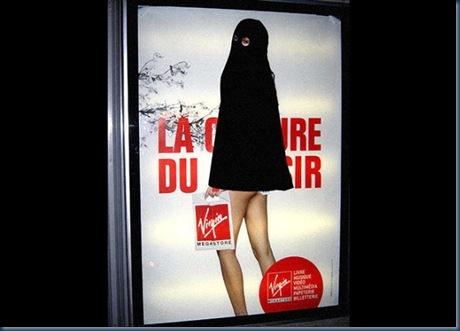 Princess Hijab, l'artista che mette il velo alle pubblicità4