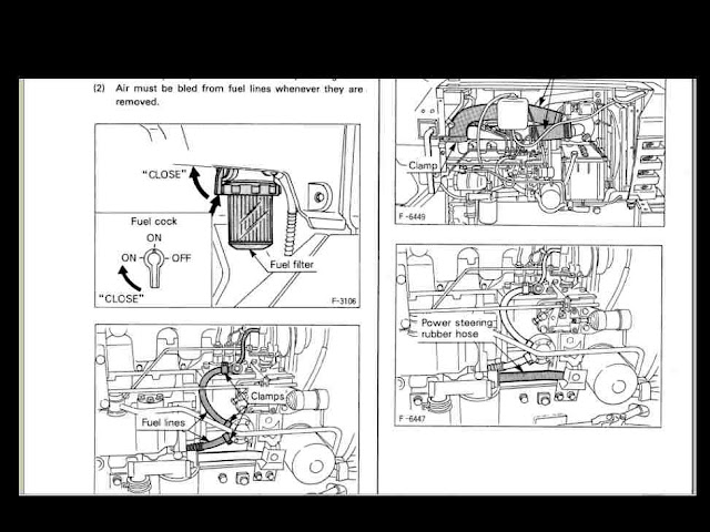KUBOTA L2250 L2550 L2850 L3250 L2250 TRACTOR MANUAL for sale – L2550 Kubota Engine Diagram
