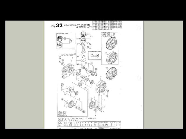 YanLApdf3 yanmar l a lee lv lv 6 engine service parts manuals set for sale yanmar l100 generator wiring diagram at mifinder.co
