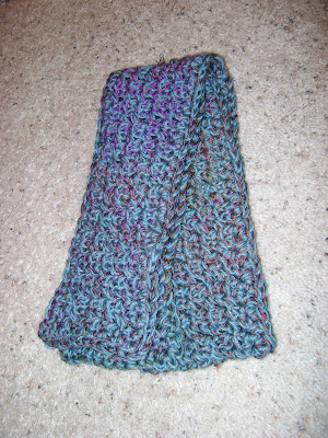 Rhythm Scarf for Anna