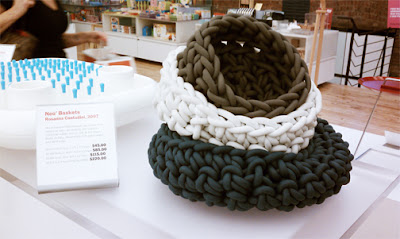 Neo Baskets by Rosanna Contadini