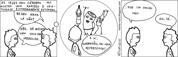 mente vazia 064 - coca cola