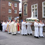Германия, Гамбург, католическая месса