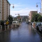 Окраины Парижа после дождя