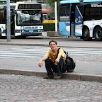 Я в Хельсинки