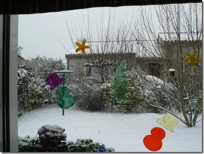 09.01.2010 - Neige à Marssac sur Tarn