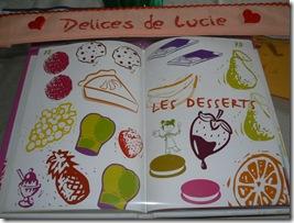 Les délices de Lucie