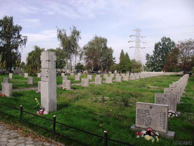 Groby żołnierzy i weteranów wojny polsko-bolszewickiej 1919 - 1920