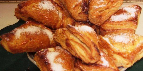 Receta de pasteles criollos