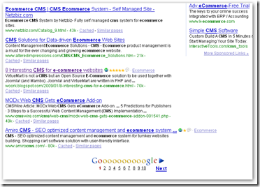google 4cms3