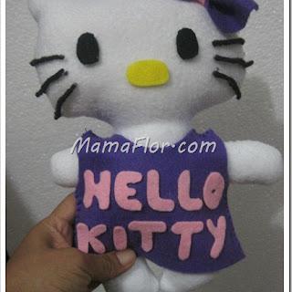 Peluches : Hello Kitty