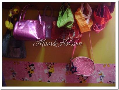 Como decorar el Dormitorio de las Niñas