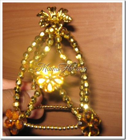Corona para reynas modelo ii manualidades mamaflor - Modelos de coronas ...