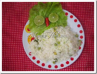 Como preparar el arroz graneado