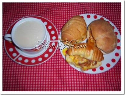 Como preparar un  desayuno rapido