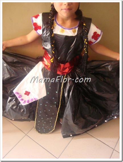 Como Hacer Vestidos Para Ninas De Reciclaje
