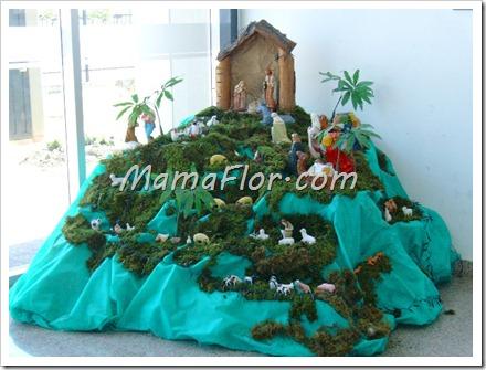 Cómo decorar el Pesebre | Manualidades Navideñas