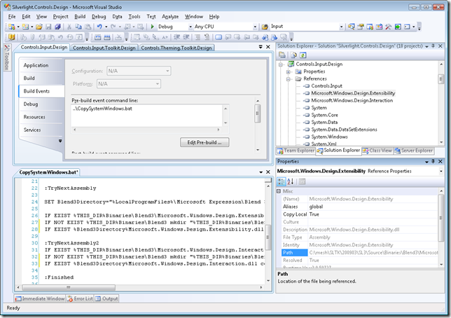 Controls.Input.Design.csproj in Silverlight 3 Toolkit Source