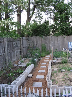 Cinderblock Raised Beds - Let'S Talk About This