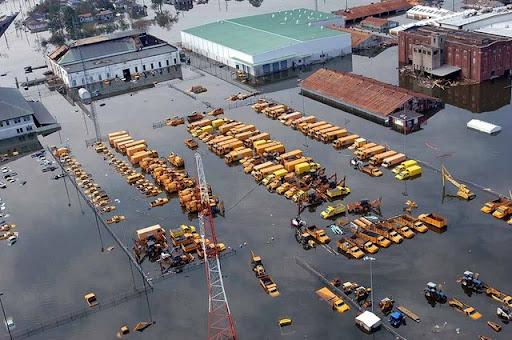 katrina 11 Bencana Topan Badai Terdahsyat