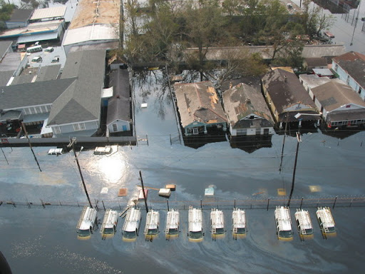 katrina 3 Bencana Topan Badai Terdahsyat