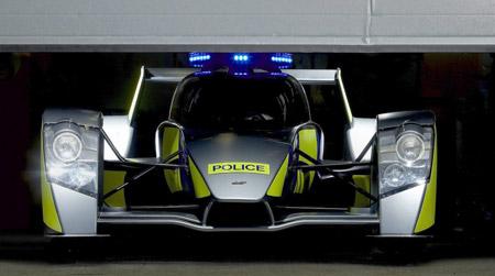 15 Mobil Polisi Yang Aneh, Unik dan Modern