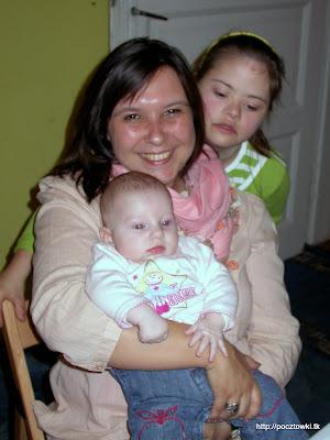 Alicja i Jagoda z Zosią