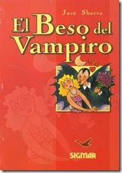El Beso del Vampiro, de Jose Sbarra