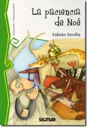 La paciencia de Noe, de Fabián Sevilla