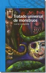 Tratado universal de monstruos, de Lucía Laragione