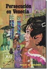 Persecución en Venecia, de Thalie de Molenes