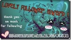 follower award