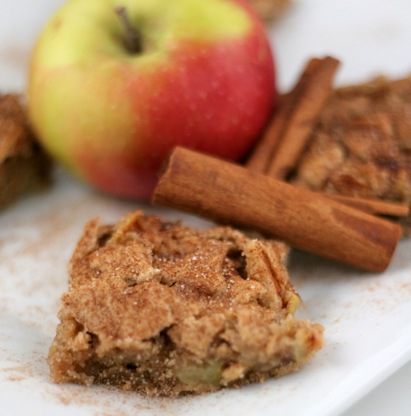 apple spice cookie bars 1
