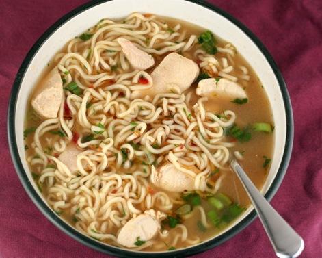 chicken ramen soup 2