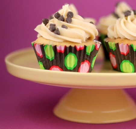 cookie dough cupcakes 3