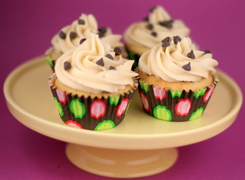 cookie dough cupcakes 2